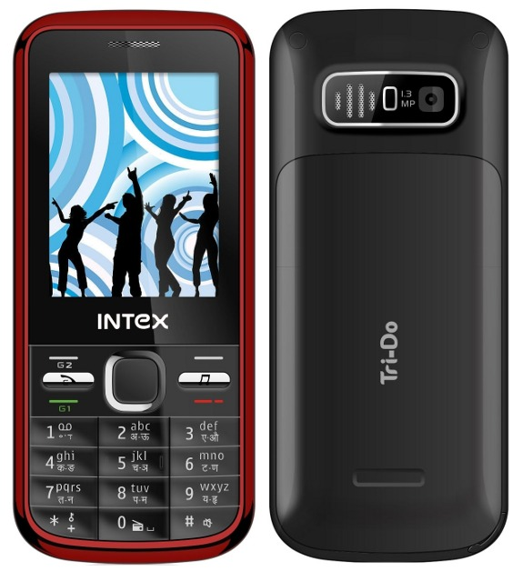 Intex Tri- Do