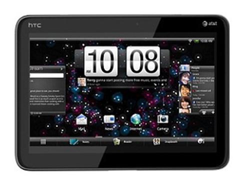 HTC Puccini 10-inch Tablet Coming in September or October, Get Ready!