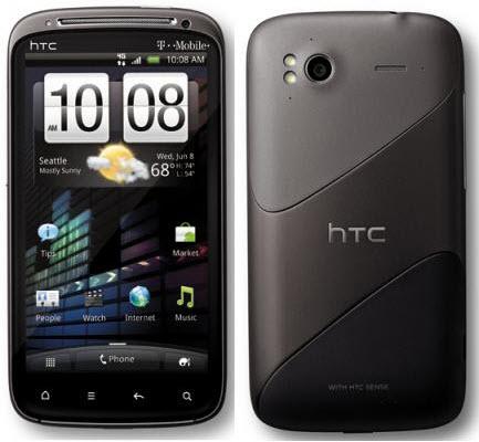 HTC Sensation Vodafone UK Got Android 2.3.4 Firmware Update