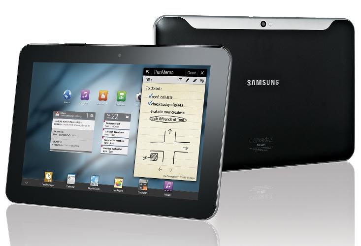 Samsung Galaxy Tab 350