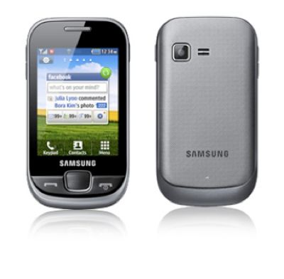 Entry-Level Phone with Basic Features – Samsung S3770 [Specs & Features]