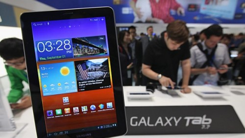 Samsung Galaxy 7.7 Android Tablet Specification & Features