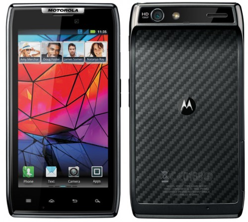 1.2GHz Dual Core Phone – Motorola RAZR Expected to be India Soon ! [Rumor]