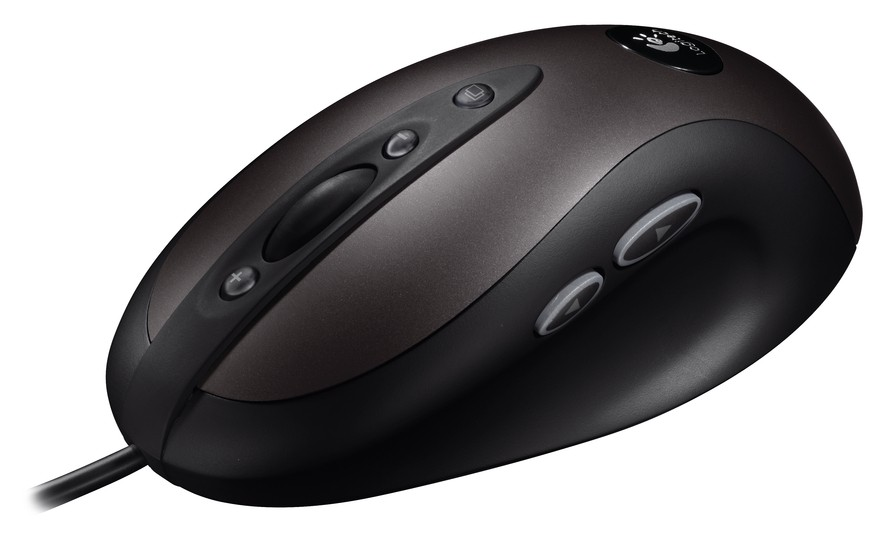 logitech gaming mouse g400