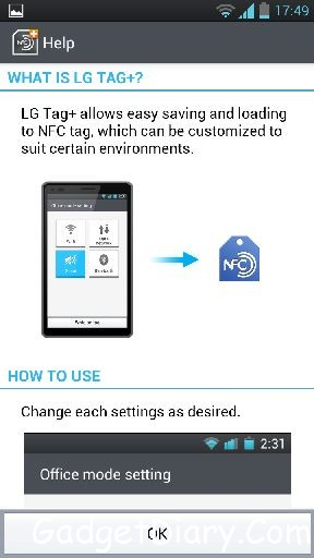 optimus 4x hd nfc