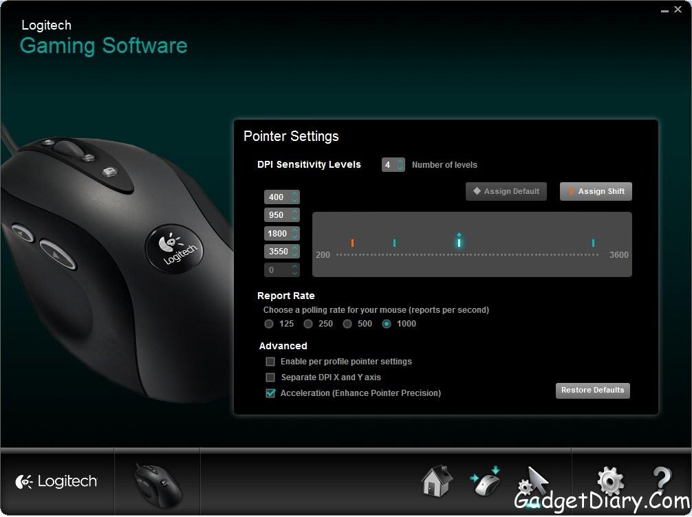 g400 software 2