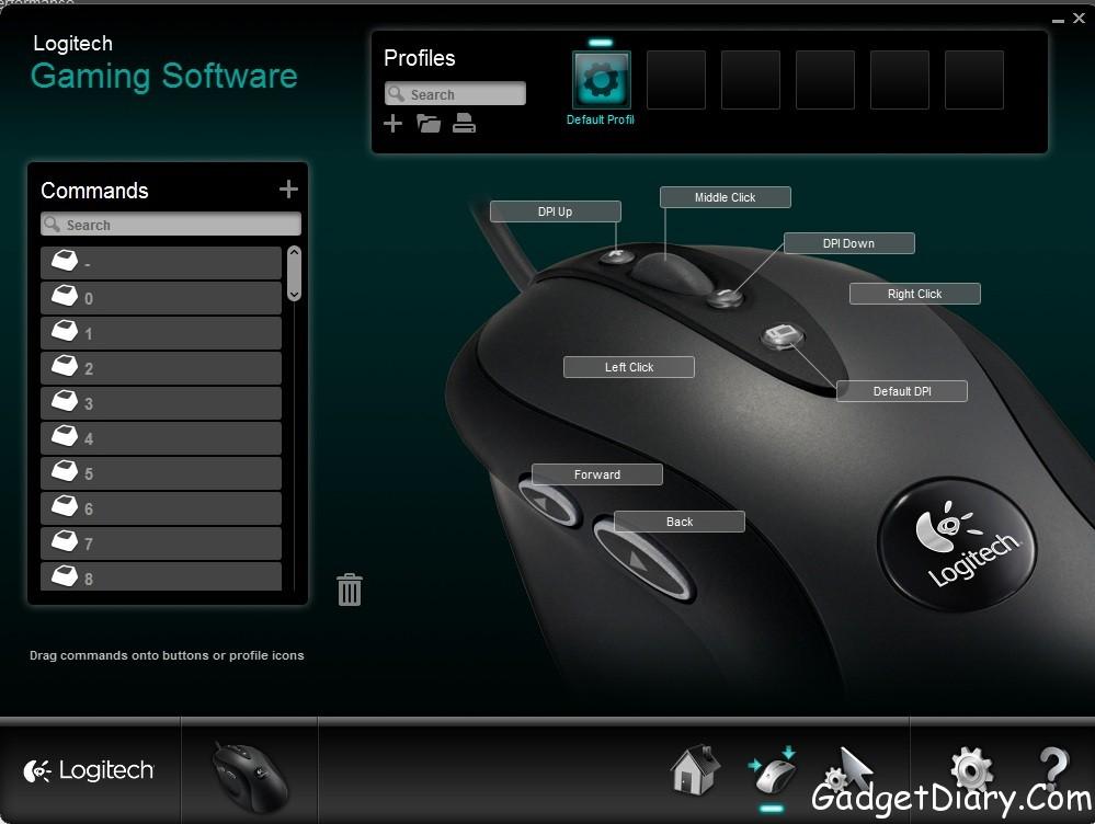 g400 software