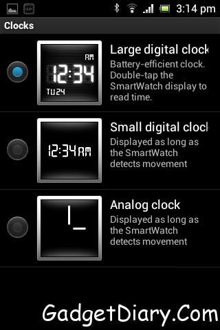 smartwatch watches
