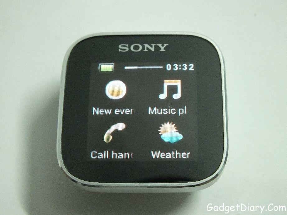sony smartwatch apps