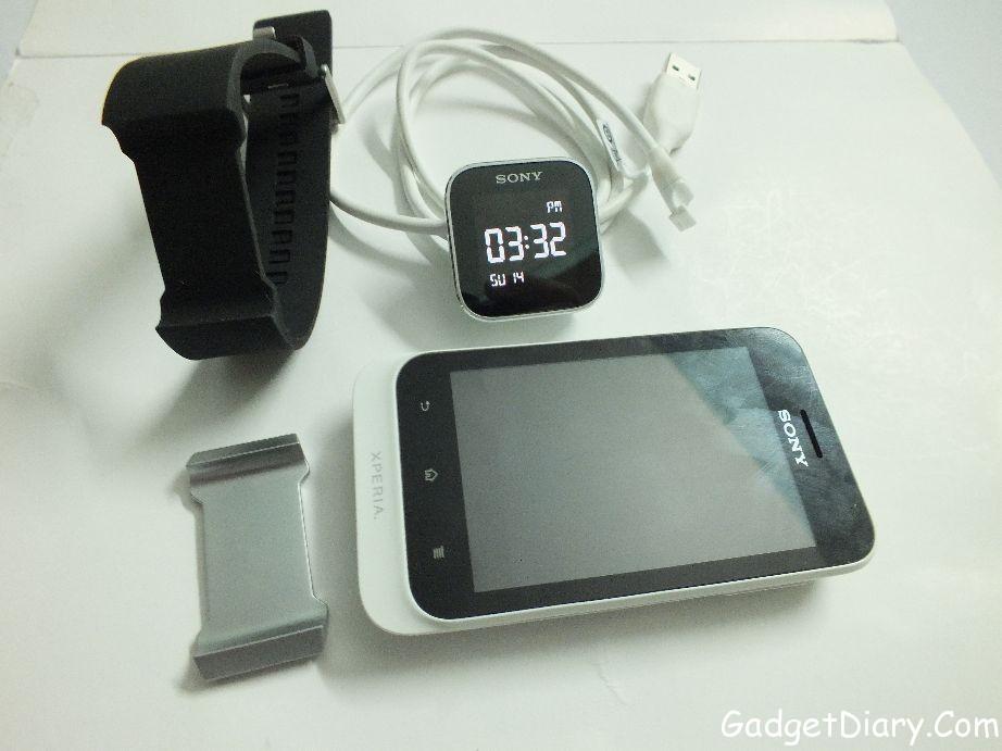 sony smartwatch kit