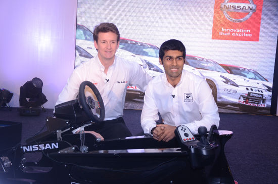 Nissan GT Academy Launch-1