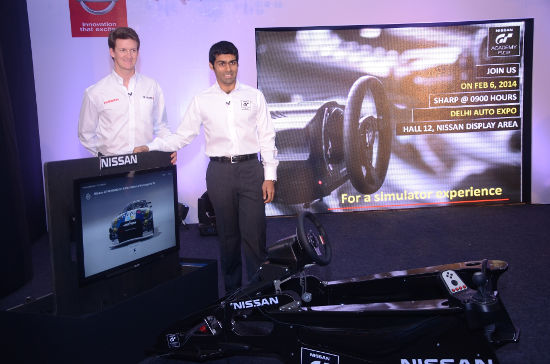 Nissan GT Academy Launch-2