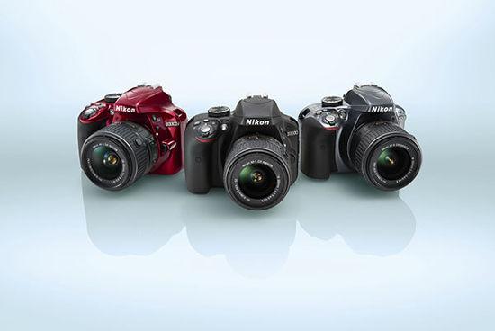 Nikon-D3300-D4S